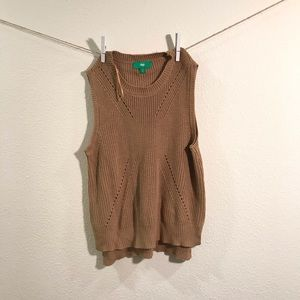 Dip | knitted tank size extra small